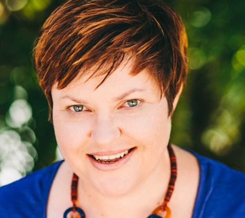 Donna Moritz - Public speaking tips