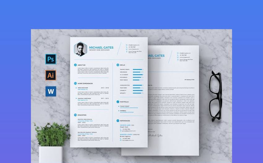 Acting Resume Template for Word