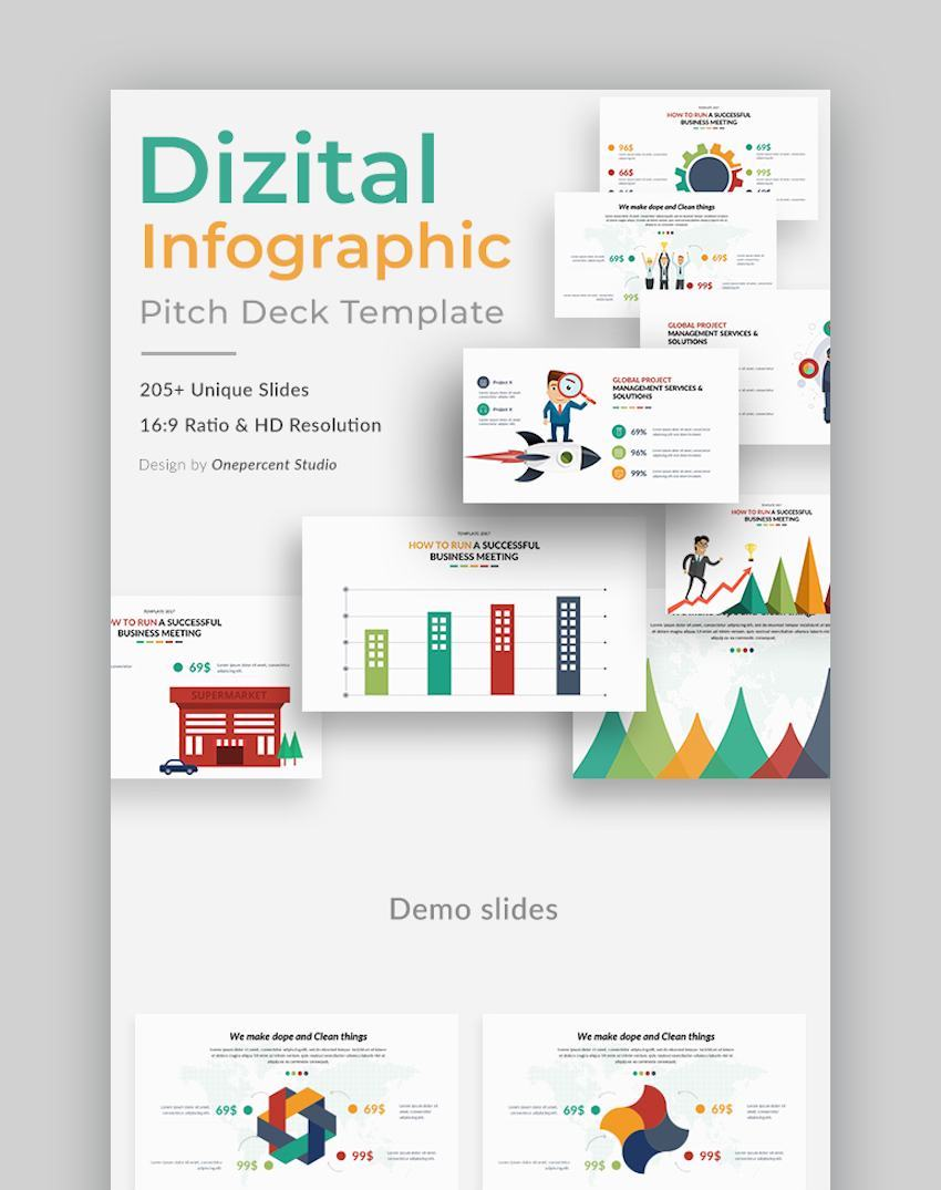 Google Infographic Templates