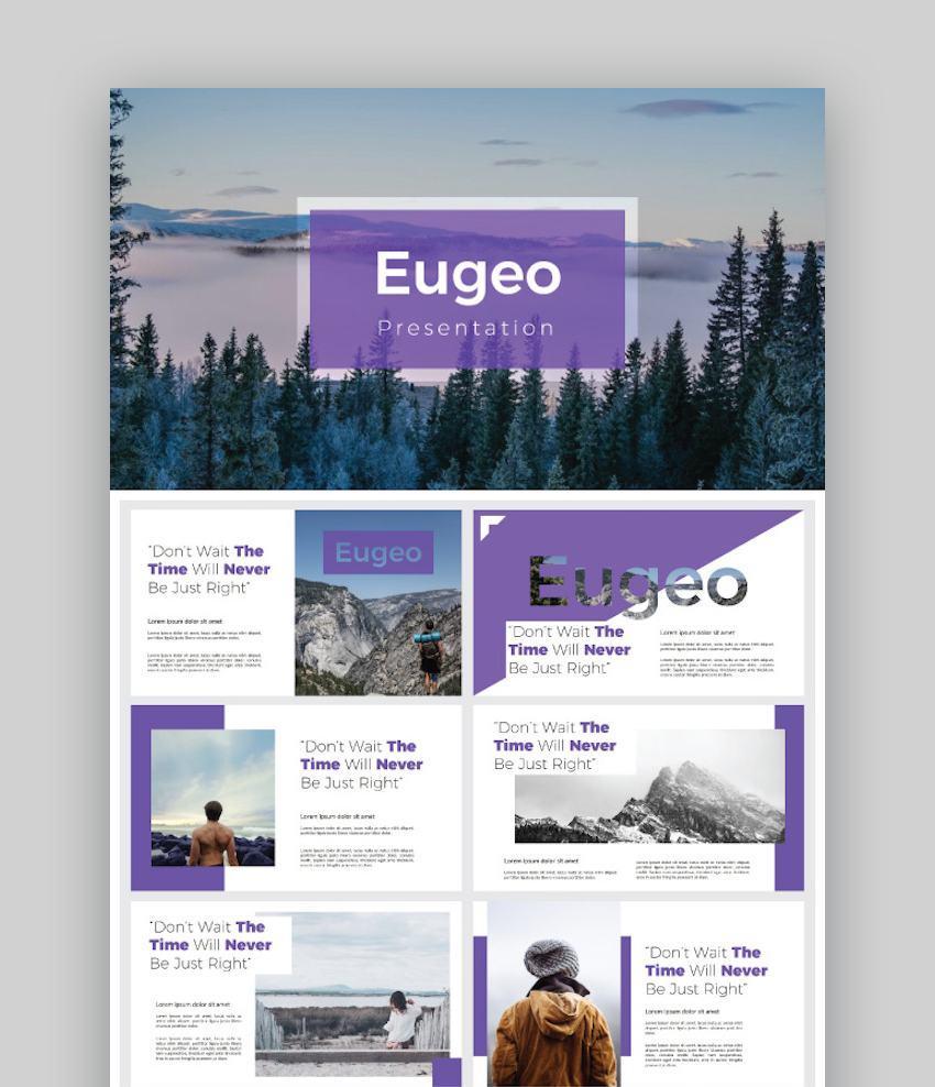 Eugeo - Google Slide Templates