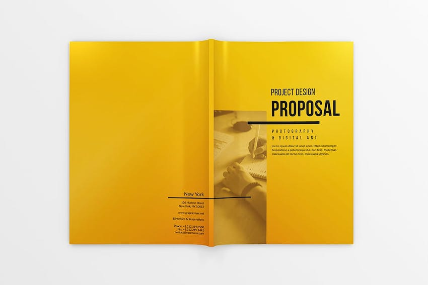 Multipurpose Consulting Proposal Template