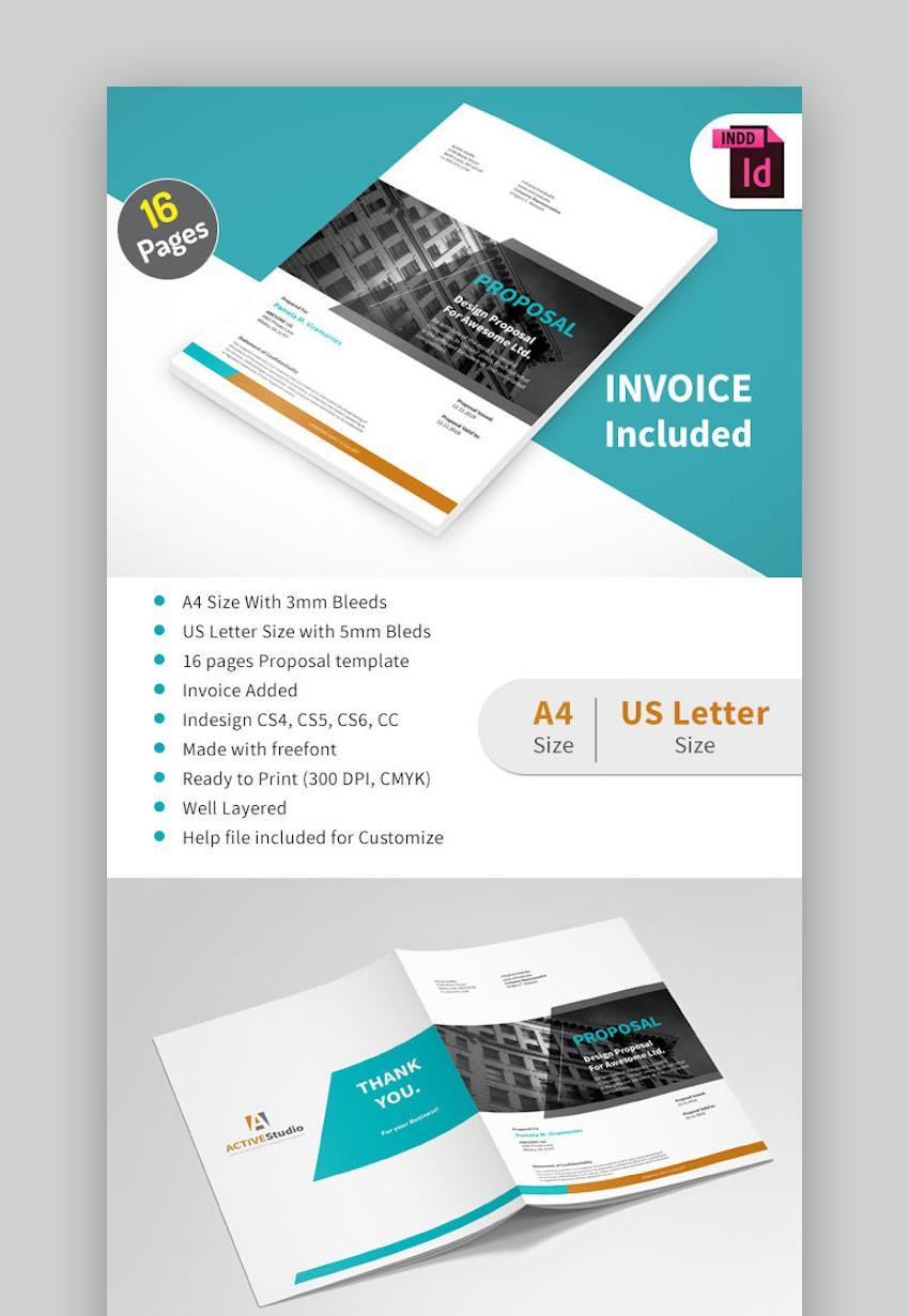 Proposal Invoice Template