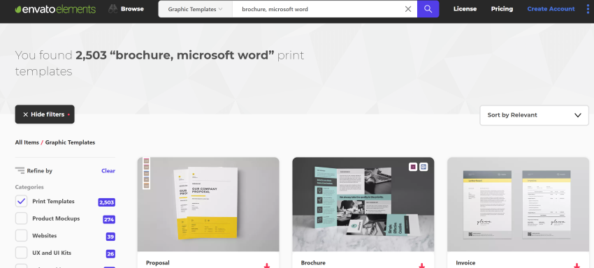 Microsoft Word Brochure Template | How To Quickly Make A Brochure In Microsoft Word Using A Template