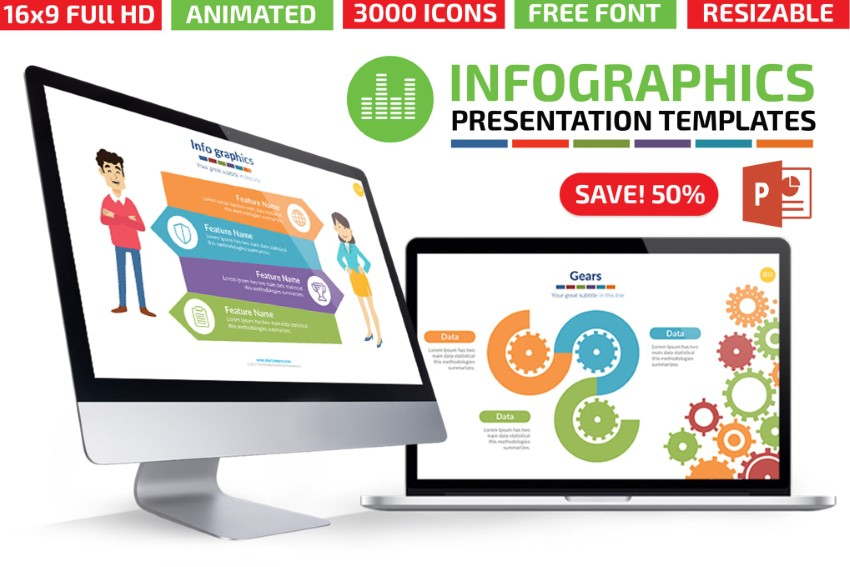 Unique Infographic Templates for PowerPoint
