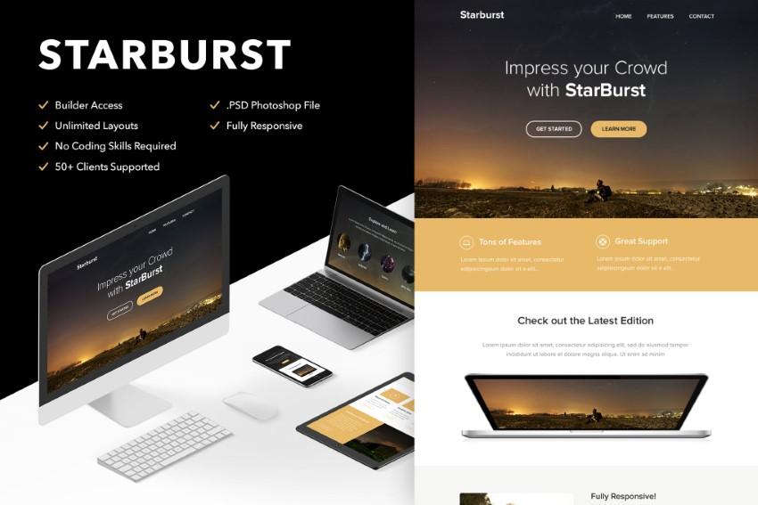 email marketing automation- Starburst