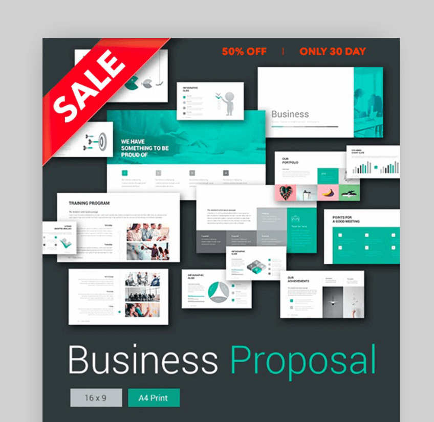 business proposal powerpoint examples