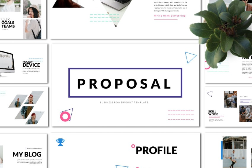 how to make a business proposal powerpoint