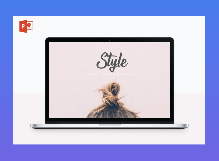 buy powerpoint templates on Envato Elements - Style