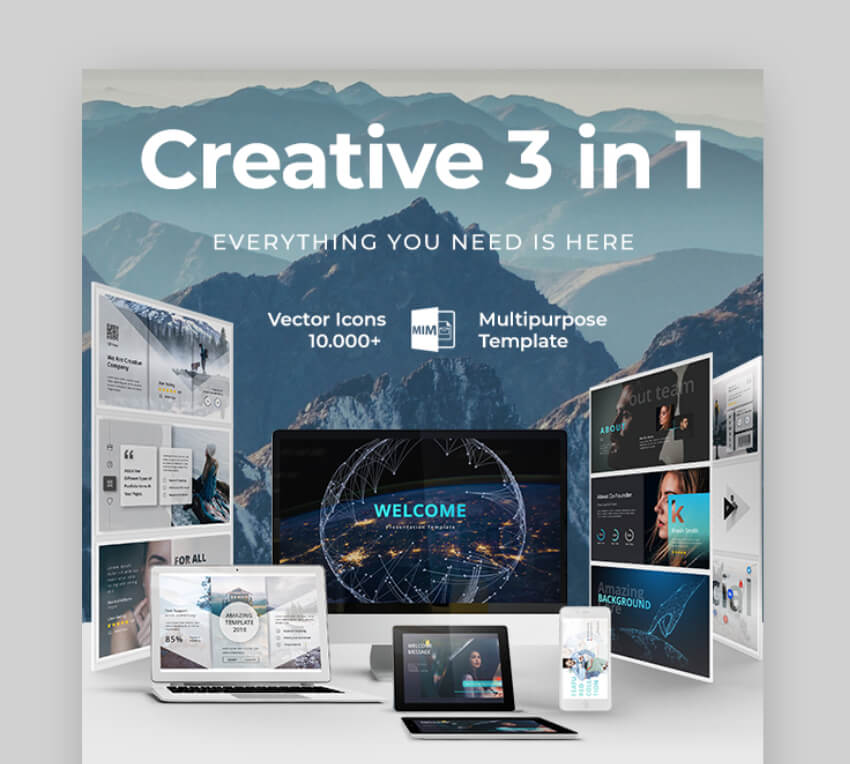 best premium powerpoint templates