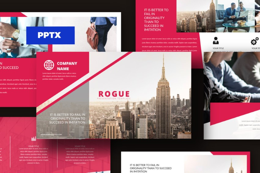 16 Best Free Corporate Powerpoint Templates Company Ppt Presentations 2020