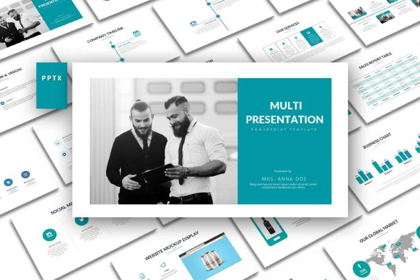 corporate powerpoint templates - anaa