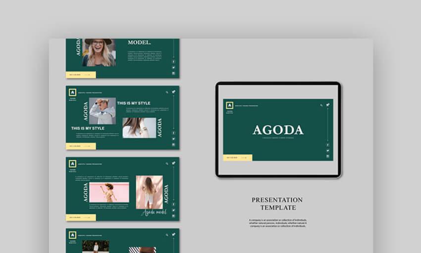 powerpoint elearning templates - agoda