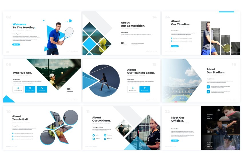 Best Free Corporate Training  eLearning PowerPoint Templates