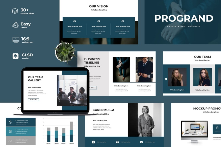 Get premium templates for your presentation questions from Envato Elements