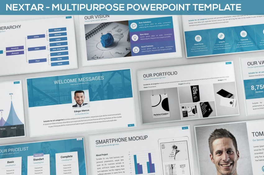 Best Free Pros and Cons PowerPoint Presentation Templates