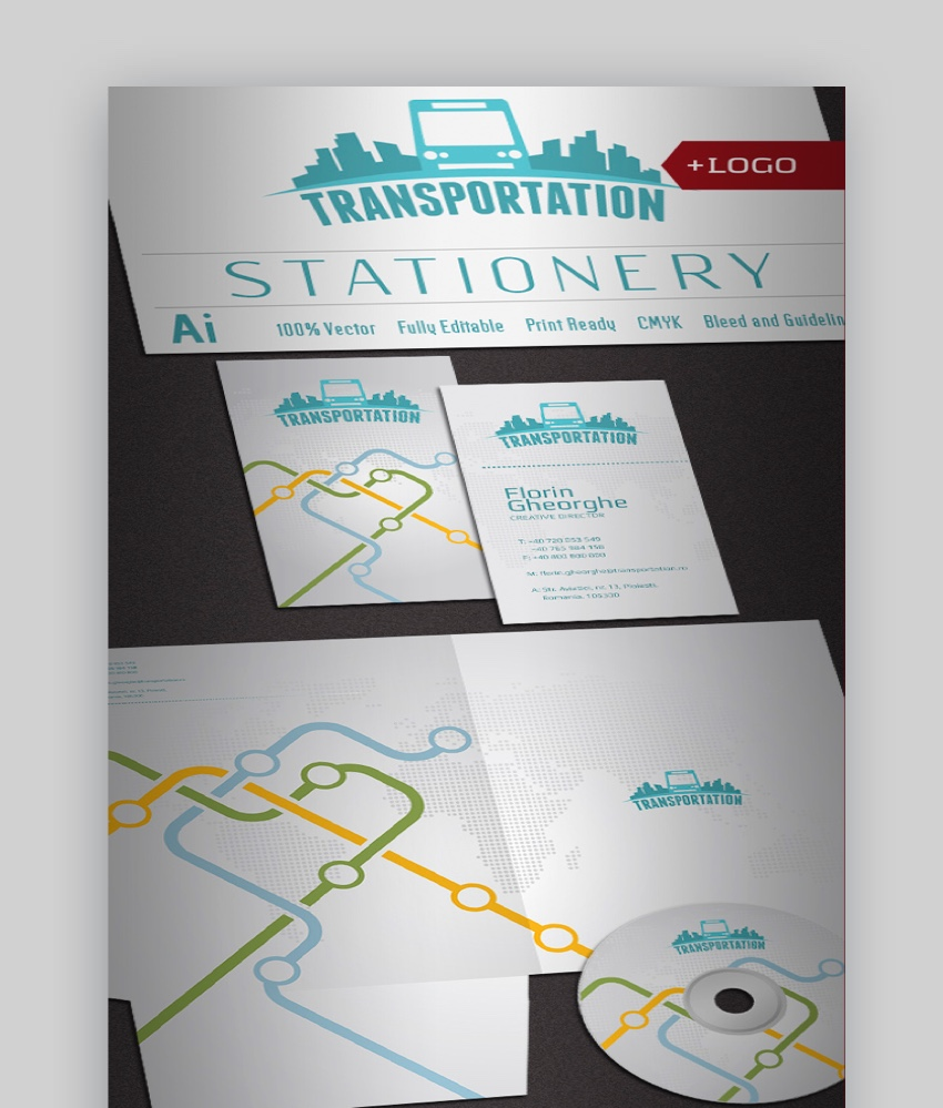 Brand Identity Packages