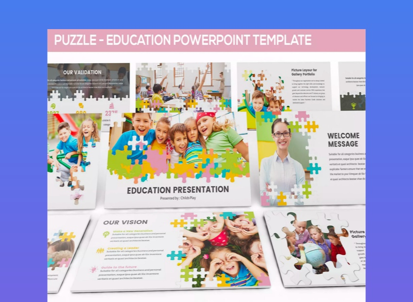 20 Fun PowerPoint Games & Puzzle Templates to Wow Your Audience
