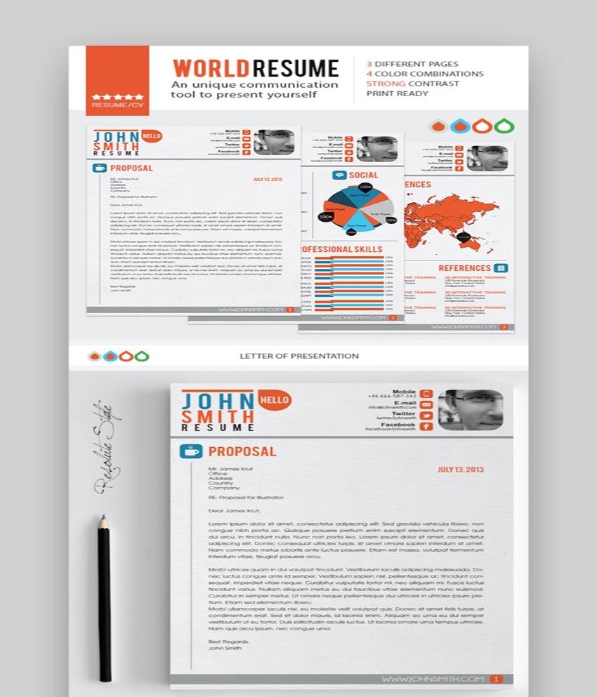 World Resume