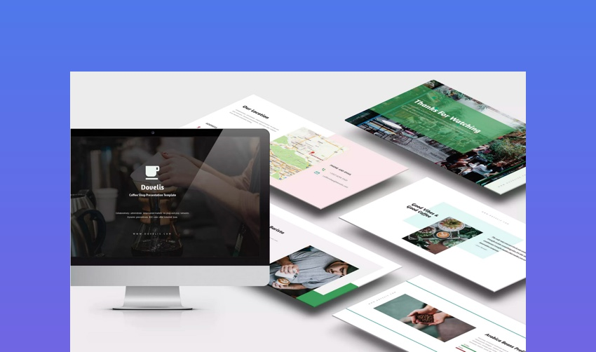 20 Coffee Shop Powerpoint Ppt Templates Ppt Ideas For 2021