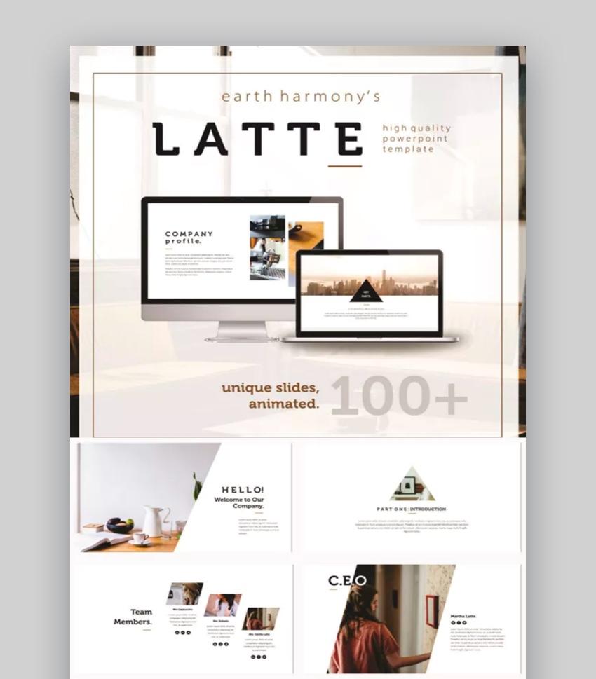 coffee template