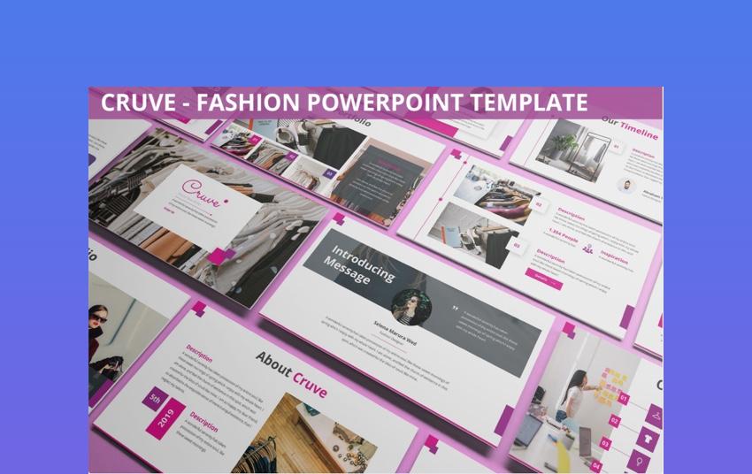 Cruve Presentation About Fashion