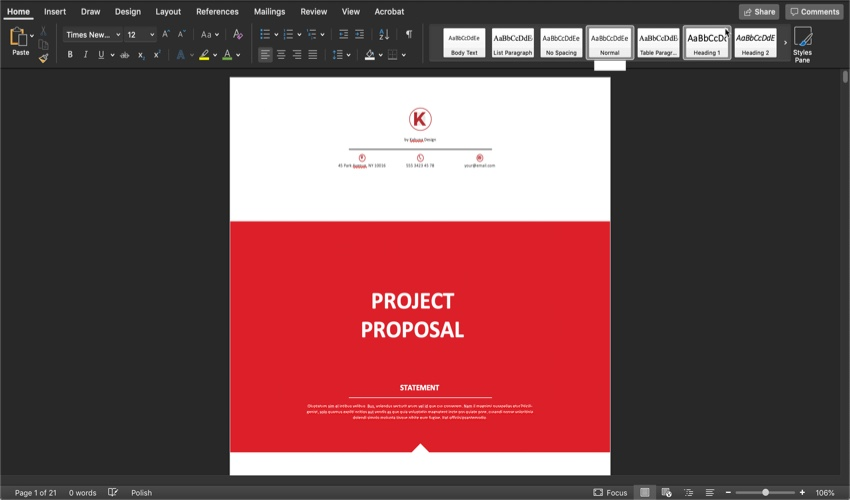 Project Proposal--Original