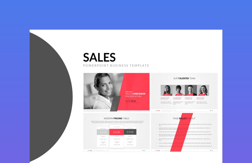 Sales PowerPoint