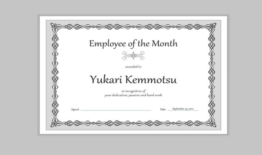 Employee Of The Month Certificate Template Word from cms-assets.tutsplus.com