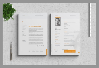 20 Free Professional Resume Cover Letter Format Templates for Jobs 2020