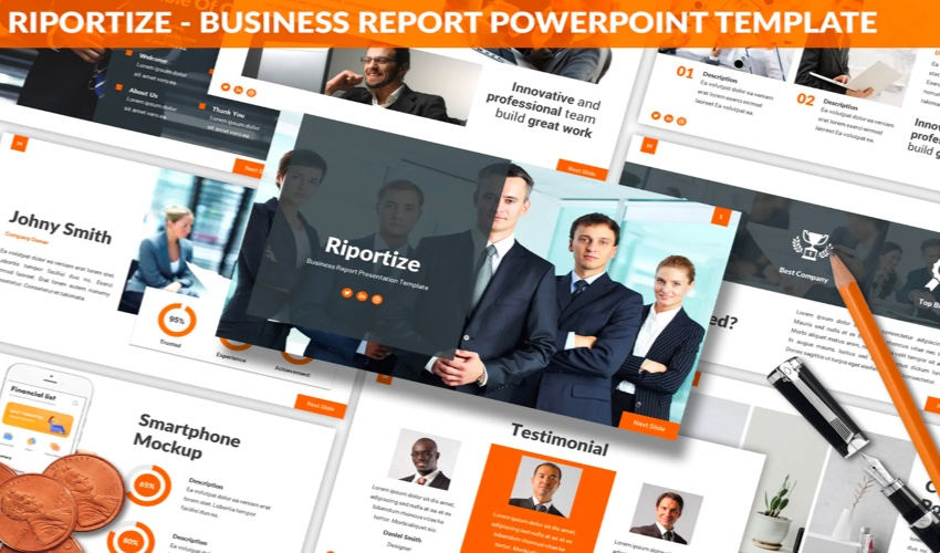 How to Write, Format, & Give a Great Business Presentation Report 2020