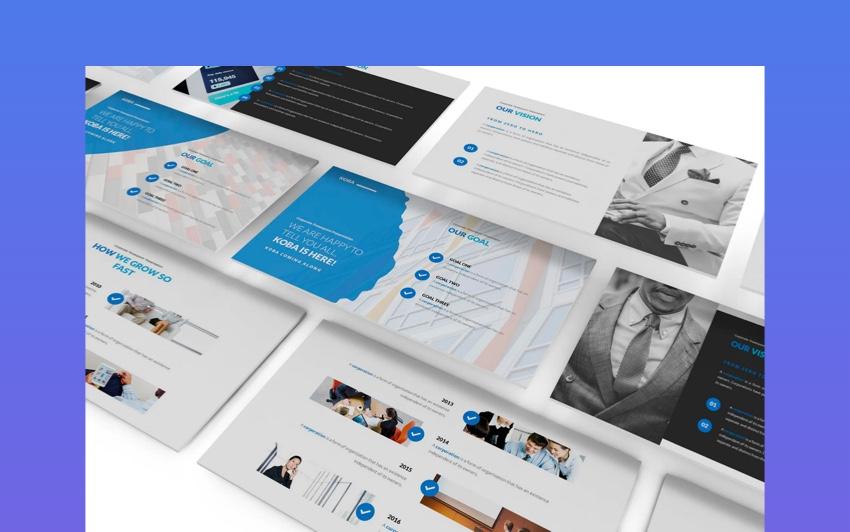 Koba PowerPoint Presentation