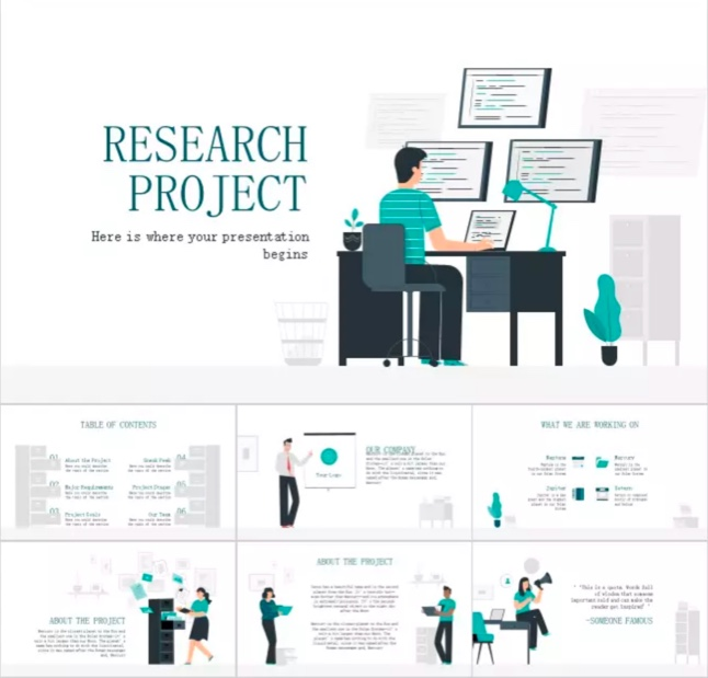 Research Report PowerPoint