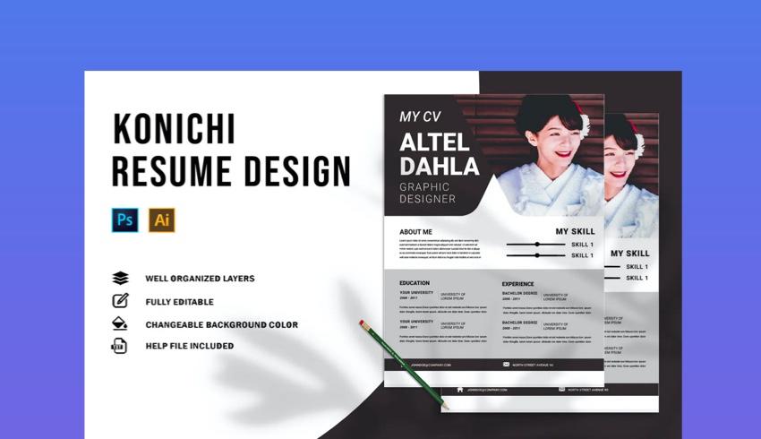 Konichi Resume