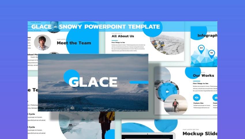 Glace Iceberg PPT