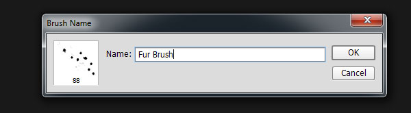 New brush preset