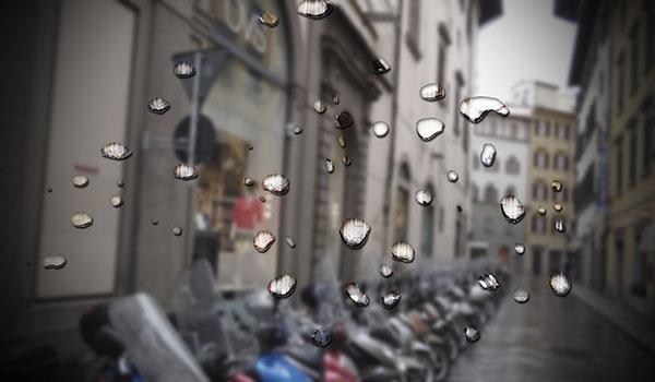 Final Water Drop Effect