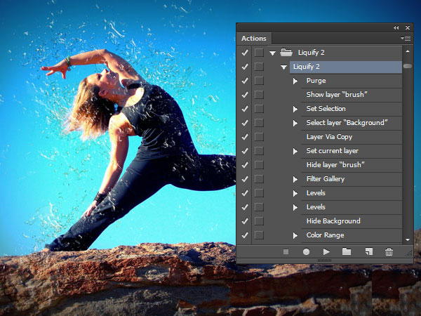 How to Install an Adobe Photoshop Action