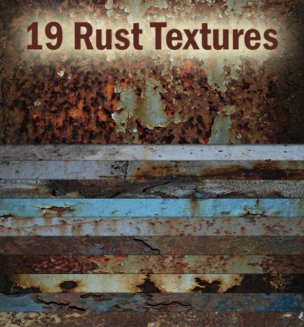 Rust Texture purchased from envato market