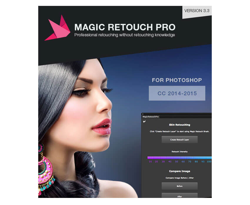 Magic Retouch Pro