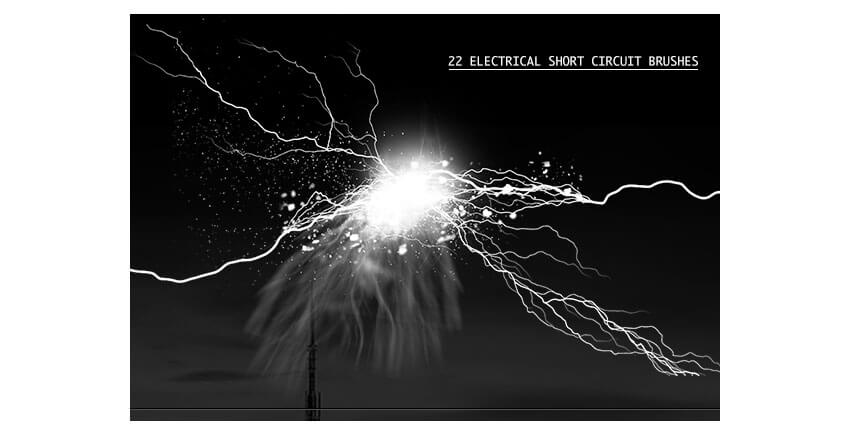 Electrical Lightning Brushes