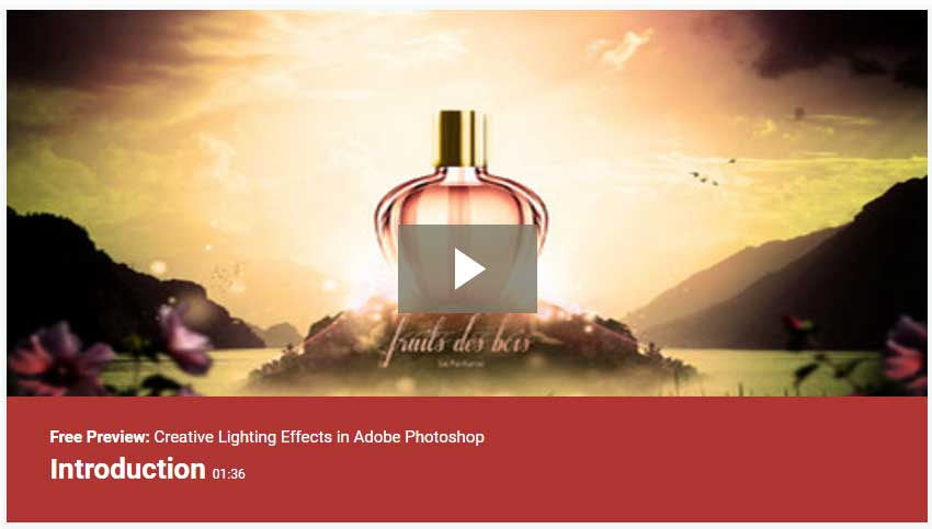 Creative Lighting Effects in Adobe Photoshop