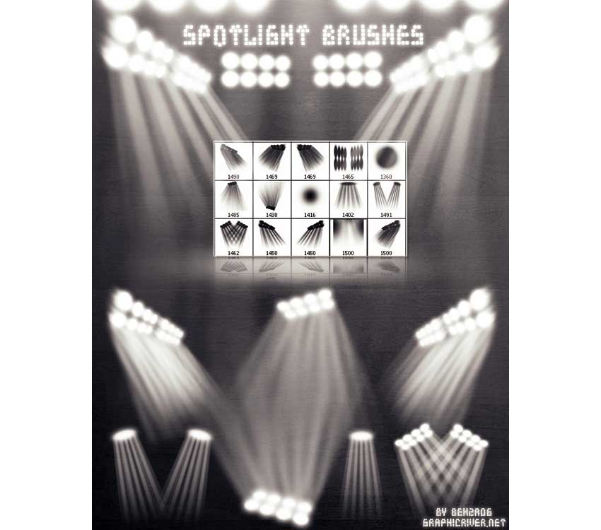Spotlight Brushes