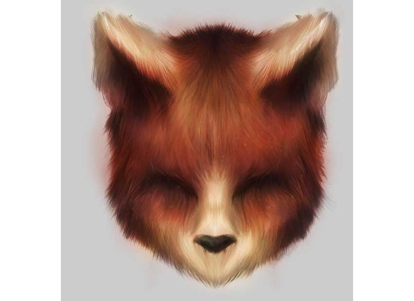 How to Create Custom Brushes to Render Fur in Adobe Photoshop