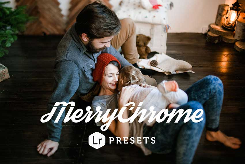 Merrychrome Lightroom Presets