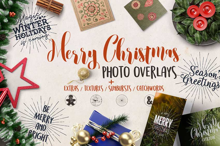 Christmas Overlays  Extras