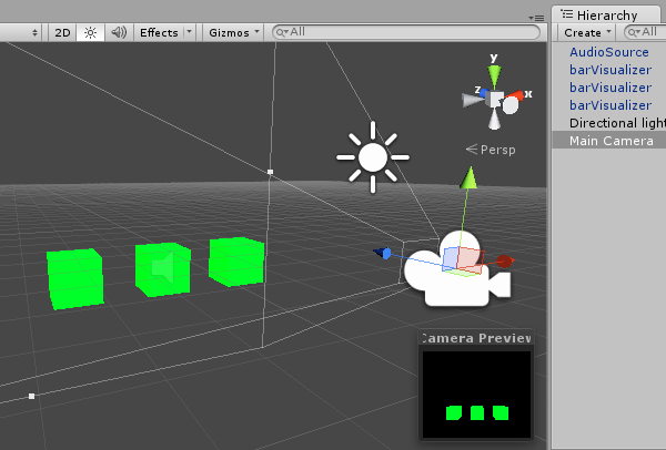 How to Use Sound to Make 3D Geometry in Unity