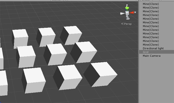 Build a Grid-Based Puzzle Game Like Minesweeper in Unity: Setup