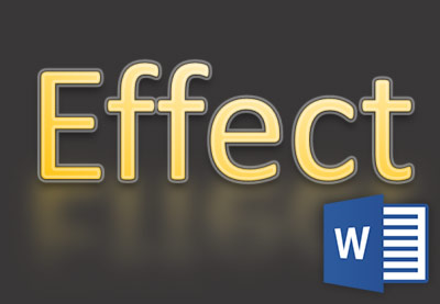 Preview for Microsoft Word Text Effects 101