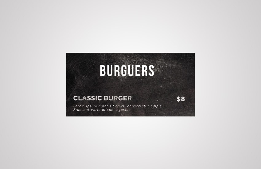 burguers layer
