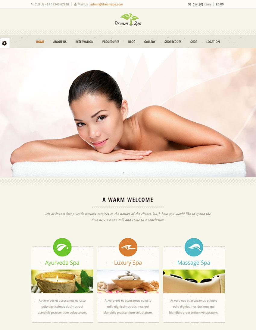 Dream Spa - Health  Wellness